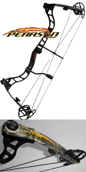 Ben Pearson Legend Compound Bow