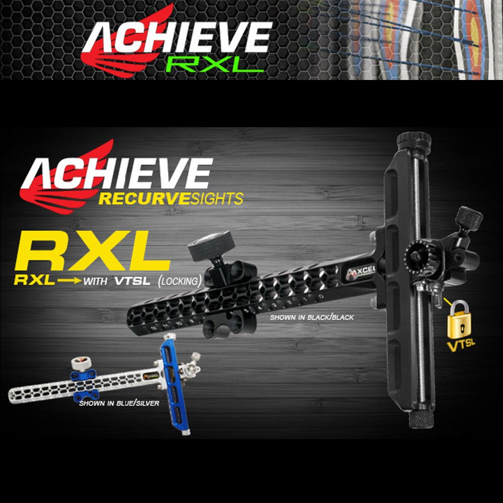 The Archery Company Axcel Achieve Rxl 9 Quot Recurve Sight