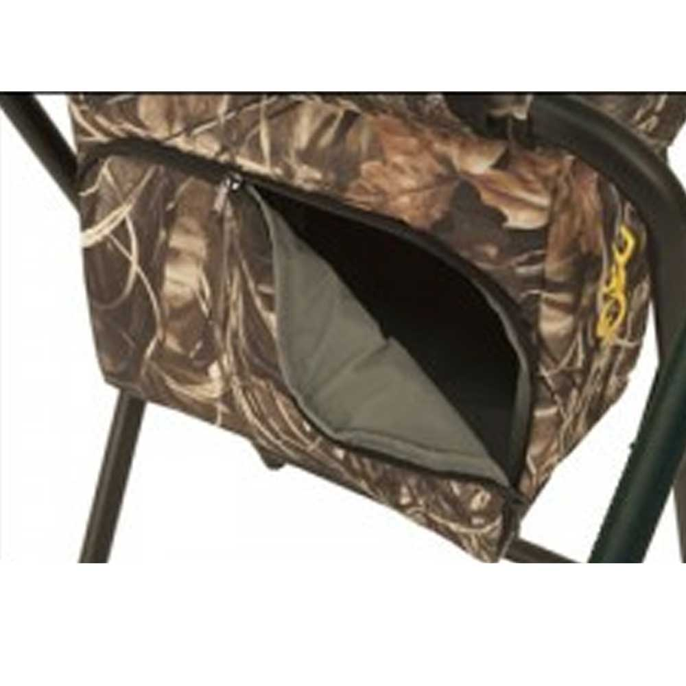 The Archery Company Browning Shooting Stool With Arrow