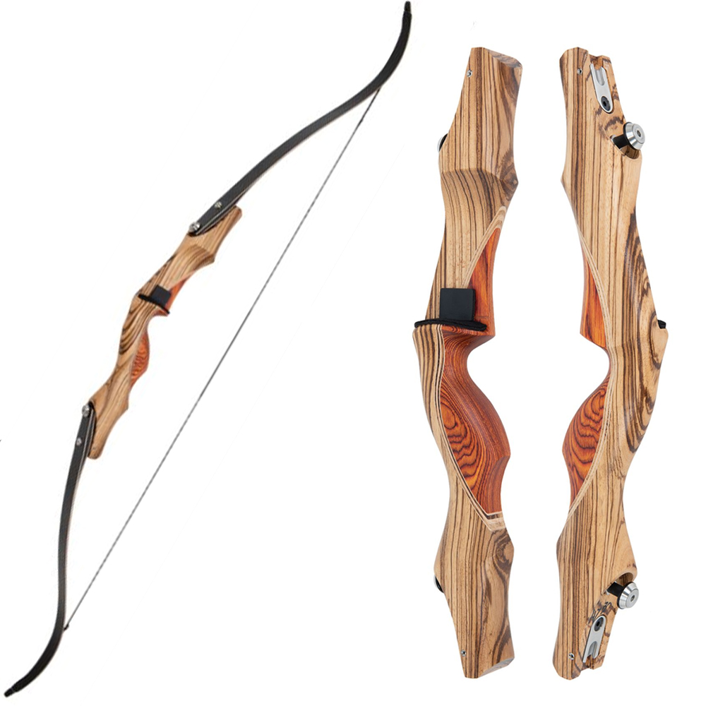 Oakridge Shade Zebra Recurve Bow